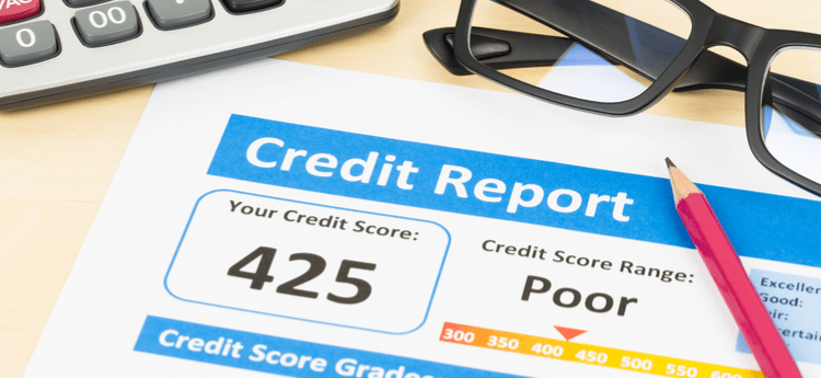 Bad Credit Score Loans Available