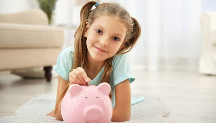 Encourage Your Children to spend less